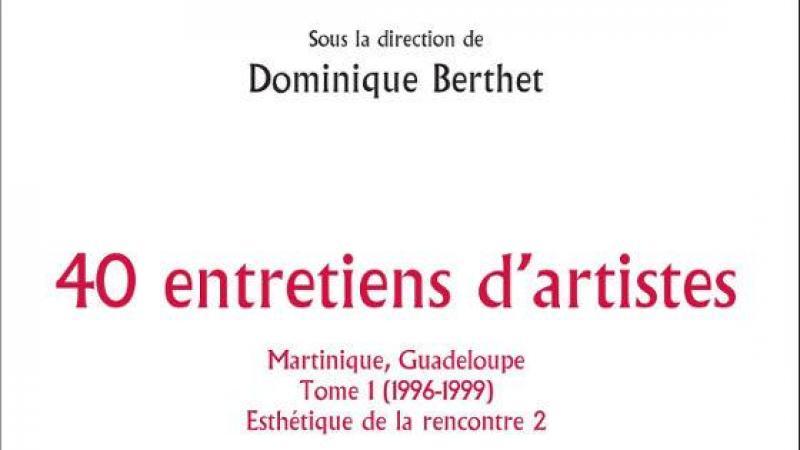 40 ENTRETIENS D'ARTISTES