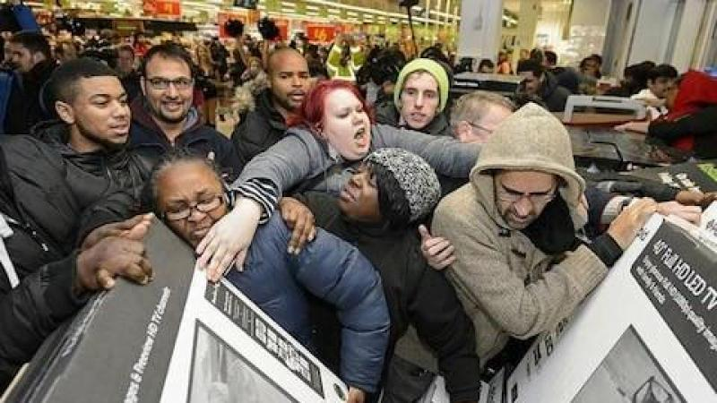 Black Friday : agoulou dansé pou nannan