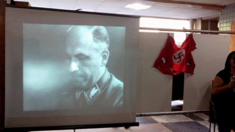 """JOSE AFONSO DA SILVA: UNIVERSIDADE CATOLICA DE BAURU """"NATURALIZA"""" O NAZISMO EM EXPOSIÇÃO"""