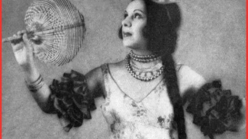 Ranoumé : l'extravagante vie d'une danseuse créole