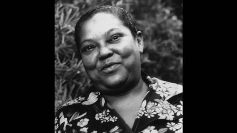 Benoite Boulard, la voix terrible d'une blueswoman créole