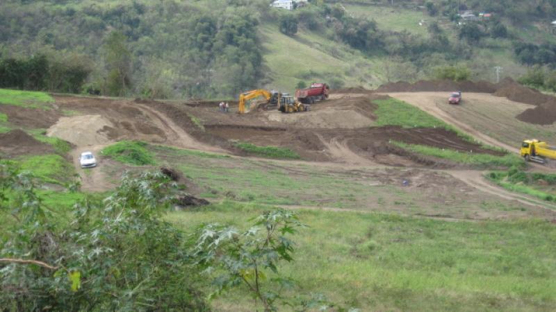 JEAN-CLAUDE ECANVIL, FOSSOYEUR DE L'AGRICULTURE MARTINIQUAISE