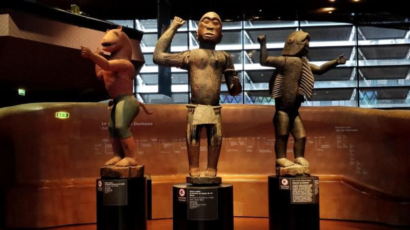 Restitution des biens culturels africains : le Sénat valide le retour du «Trésor de Béhanzin» au Bénin
