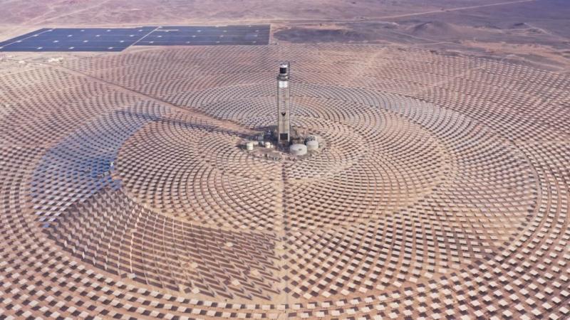 Chile inaugura primera planta termosolar de Latinoamérica