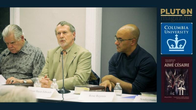 Un colloque à l'université Columbia (New-York) autour de la poésie de Césaire