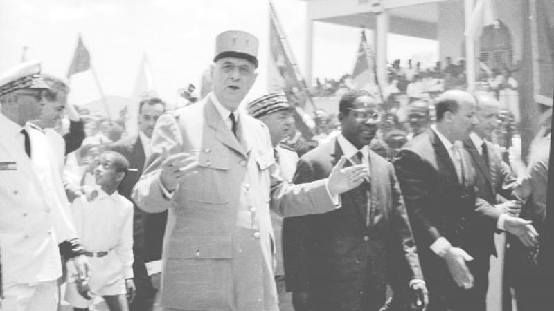 En 1958, la Martinique a-t-elle été au bord de l'indépendance ?