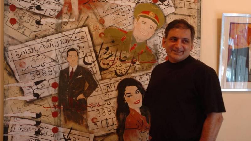 DÉCÈS DU LÉGENDAIRE ARTISTE ARMÉNIEN ÉGYPTIEN AVEDISSIAN DÉCÉDÉ APRÈS UNE LONGUE BATAILLE CONTRE LE CANCER