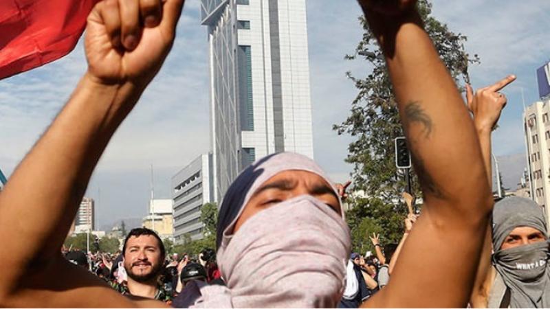 Chili : « Ils nous ont tant volé, qu'ils nous ont même pris notre peur »