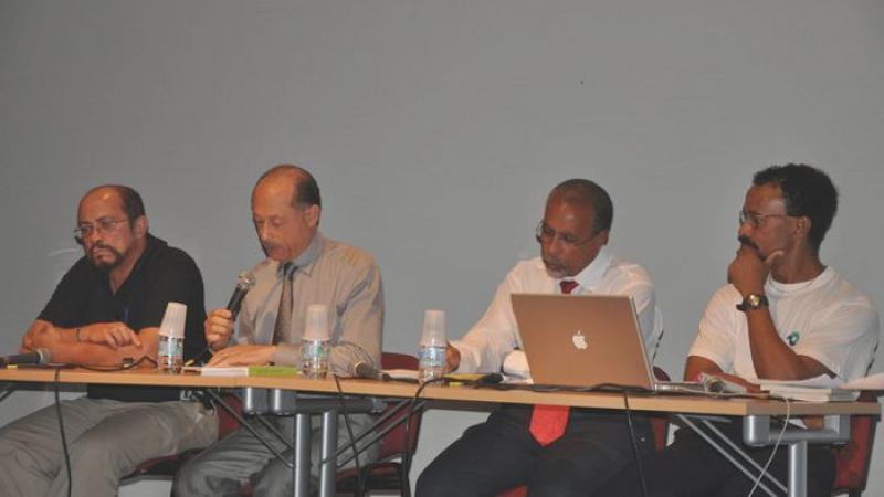 CHLORDECONE : QUAND, EN SEPTEMBRE 2010, RAPHAEL CONFIANT RENDAIT UN VIBRANT HOMMAGE A PIERRE DAVIDAS