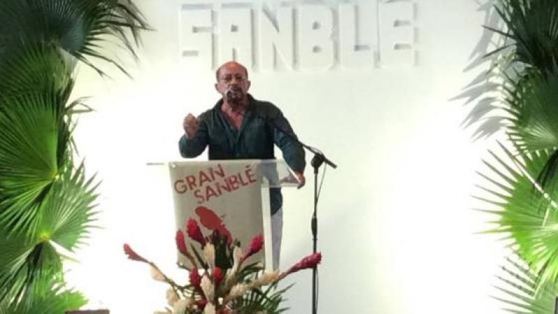"""""""GRAN SANBLE"""" : L'INTERVENTION DE RAPHAËL CONFIANT (MARTINIQUE-ECOLOGIE)"""