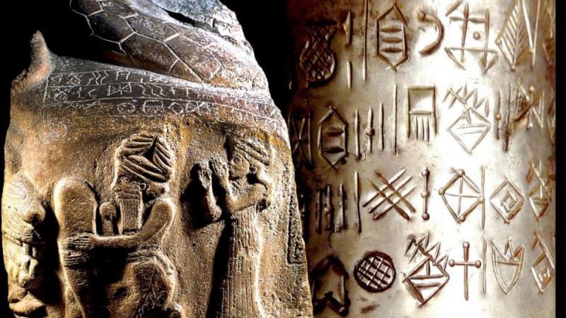 """Un Français """"craque"""" une écriture non déchiffrée de plus de 4000 ans, remettant en cause la seule invention de l'écriture en Mésopotamie"""