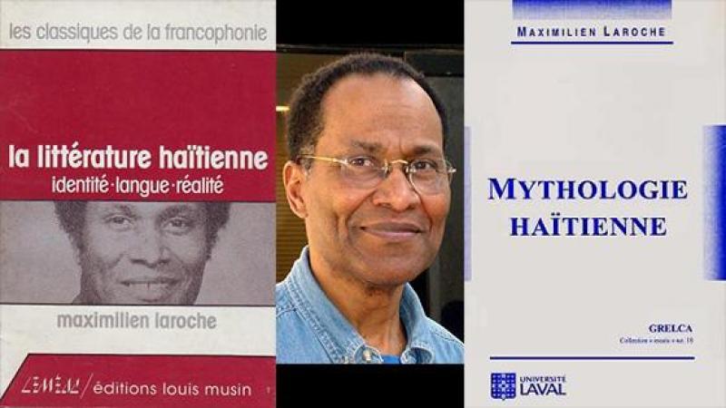 MAXIMILIEN LAROCHE, L'HAITIANO-QUEBECOIS AUX SEMELLES DE VENT