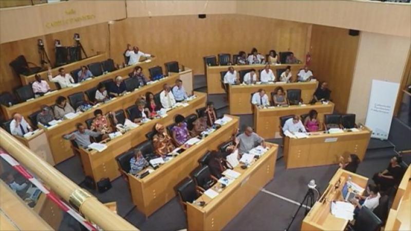 CTM (Collectivité Territoriale de Martinique) : risque d'ingouvernabilité