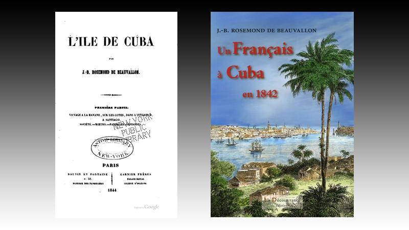 A Cuba, c'est un ouvrage de référence, il constitue une  des premières  présentations de l'île.