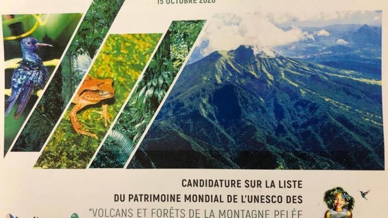 UNESCO : UNE AUDITION EN VISIOCONFERENCE POUR CONSOLIDER LA CANDIDATURE DE LA MARTINIQUE