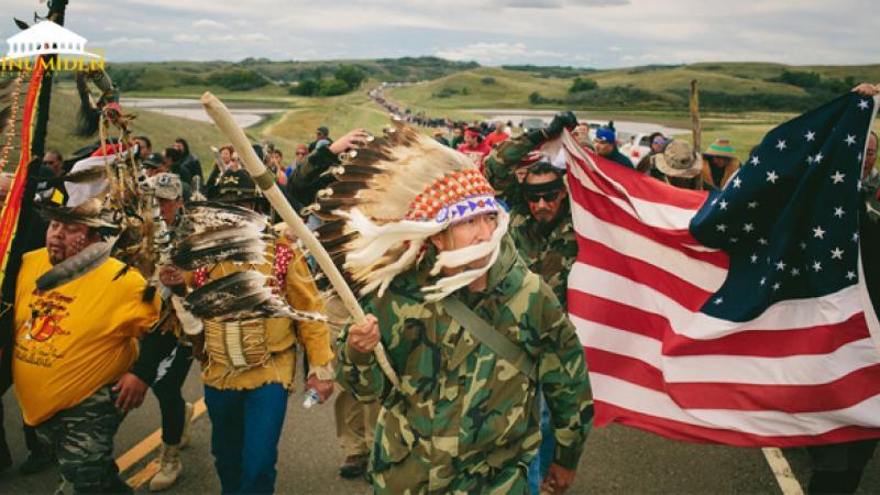 L'histoire de ce résistant kabyle adopté par les indiens d'Amérique