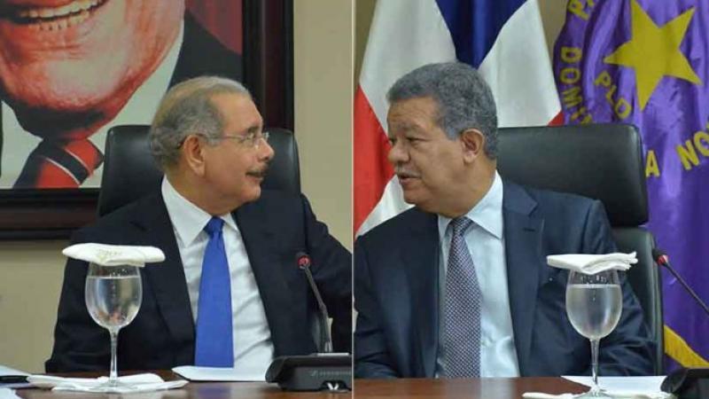 Leonel Fernández abre las puertas a un pacto político con el PLD