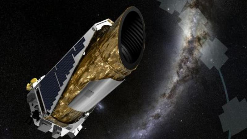 LA NASA A DECOUVERT 1284 NOUVELLES PLANETES EN DEHORS DU SYSTEME SOLAIRE