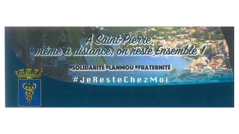 Annulation du Mai de Saint-Pierre 2020