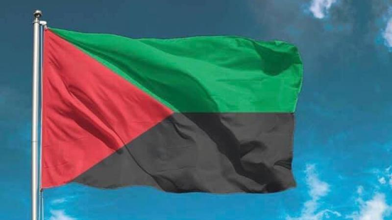Le Rouge-Vert-Noir n'est pas un drapeau régional
