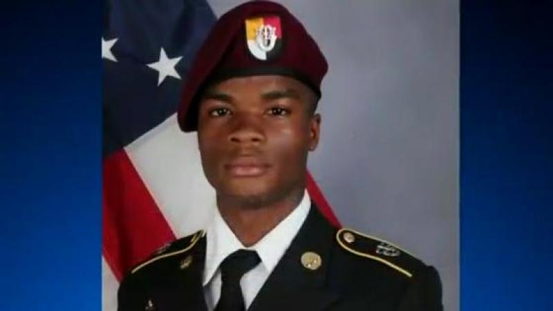 Mourir au combat à 23 ans dans un pays africain quand on est un Afro-Américain...