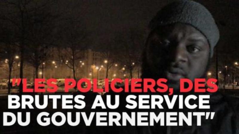 Bobigny : ratonnades policières après les affrontements