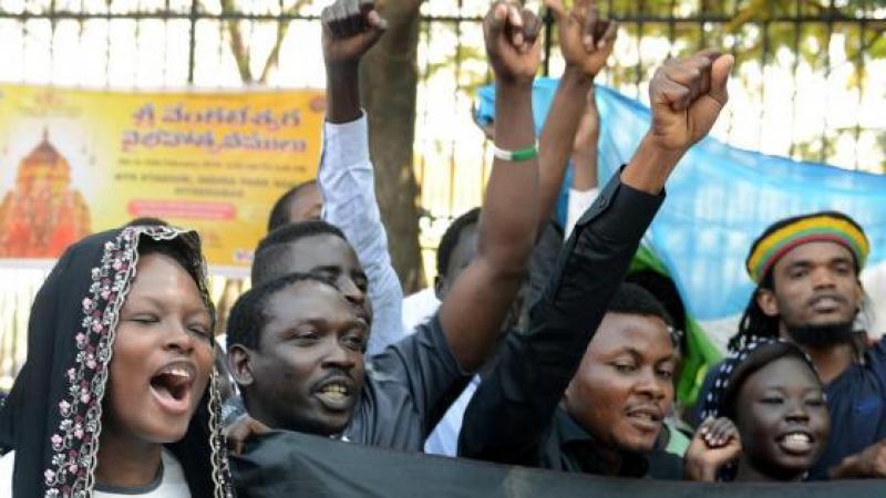 AFROPHOBIE A L'INDIENNE: LES DIPLOMATES AFRICAINS MONTENT AU CRENEAU