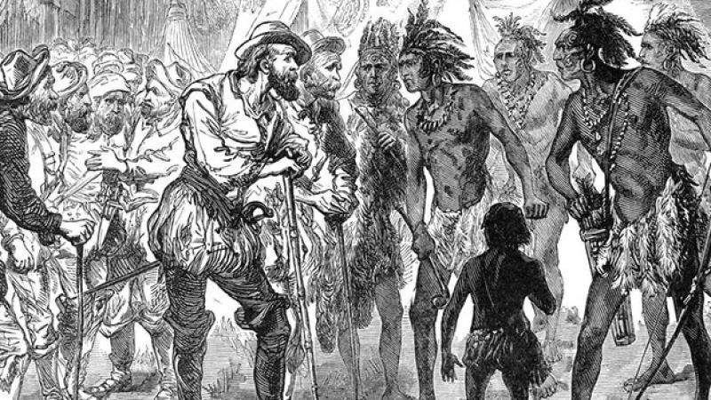 Archaeologists say early Caribbean inhabitants were not 'savage cannibals', as colonists wrote