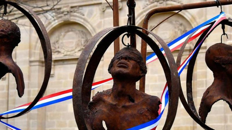 27 AVRIL 2020 ANNIVERSAIRE DE L'ABOLITION DE L'ESCLAVAGE EN GUYANE, GUADELOUPE, REUNION, ET MARTINIQUE