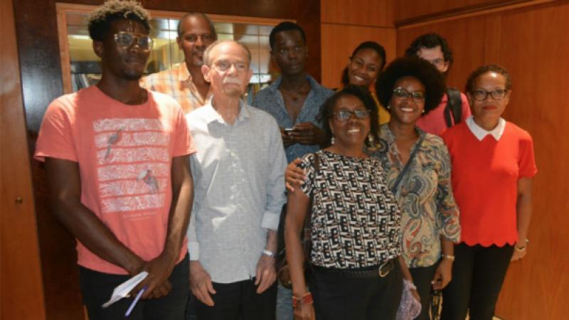 Le Collectif des étudiants du campus de Schoelcher a le soutien de la grande majorité des Martiniquais