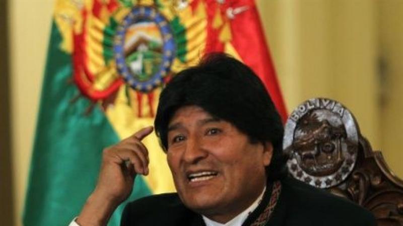 """Evo Morales contra Trump: el capitalismo es el """"peor enemigo de la Pachamama"""""""