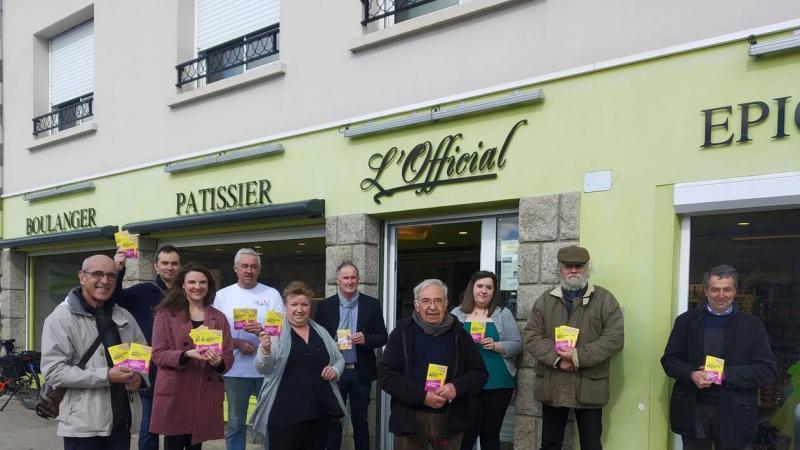 Pays d'Auray. Les boulangers mobilisés pour la transmission du breton