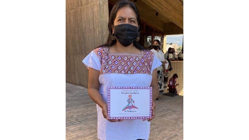 """Embajador de Francia en México presenta la traducción al zapoteco de """"El Principito"""""""