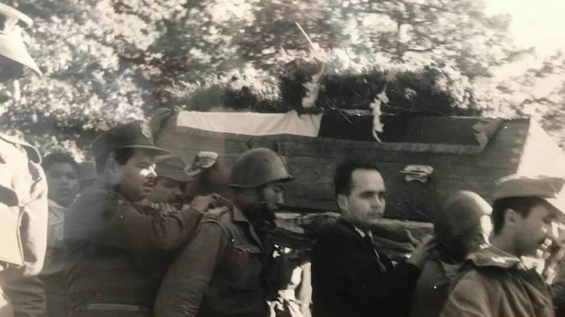 En décembre 1961, Frantz Fanon était inhumé en terre algérienne