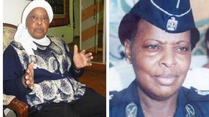 This woman of Nigerian descent was the first female Palestinian militant jailed in Israel
