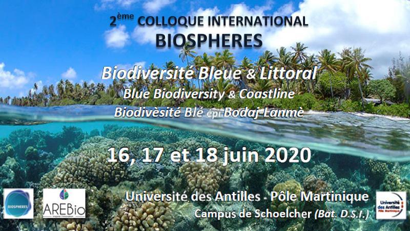 2ème Colloque International Biosphères (CIB2) : Appel à communication