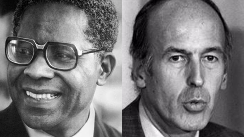 Césaire et Giscard d'Estaing : la rencontre manquée