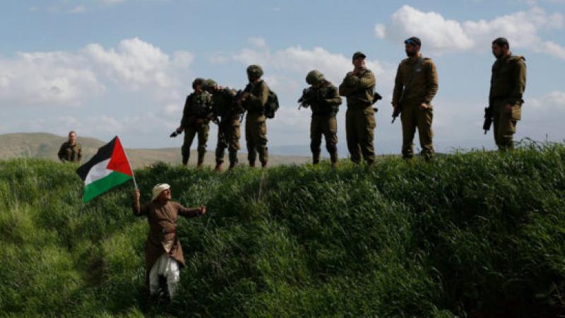 Le monde abandonne les Palestiniens à la veille de l'annexion