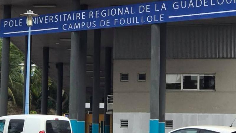 L'APPEL D'URGENCE DES PERSONNELS DE L'UNIVERSITE DES ANTILLES EN GUADELOUPE