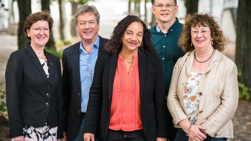 La réflexion antillaise en Allemagne : Corinne Mencé-Caster au Congrès annuel des associations franco-allemandes à Halle