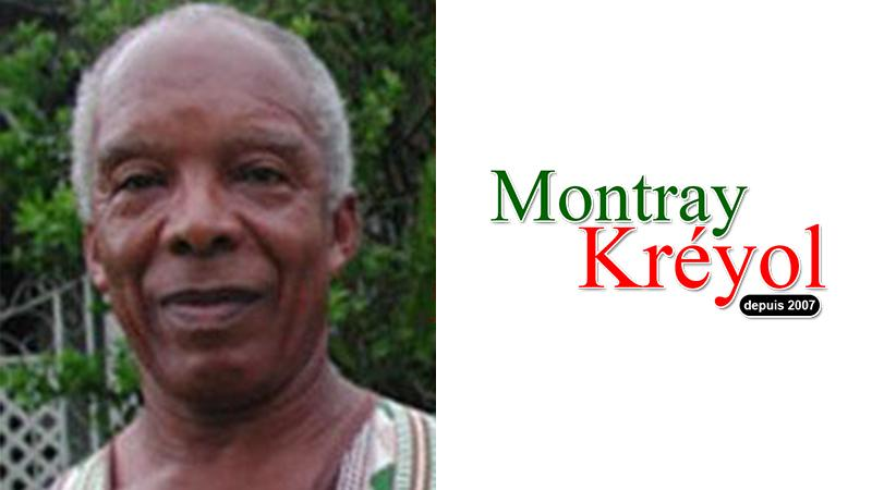 """Hector Poullet : """"Poukisa an ka soutyenn Montray Kréyol"""""""