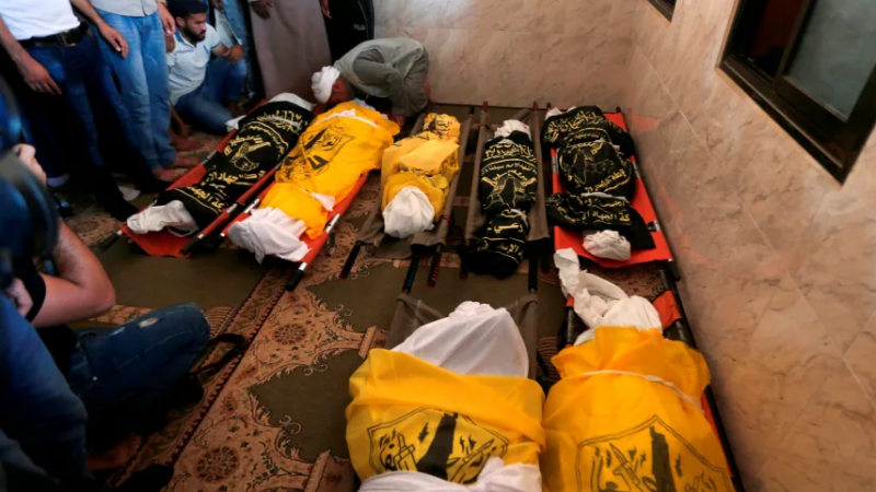 Silence, on tue : à Gaza, massacre d'une famille entière comprenant 3 enfants et 2 nourrissons