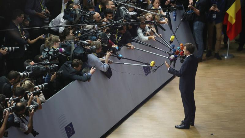 Macron's Selective Antiracism