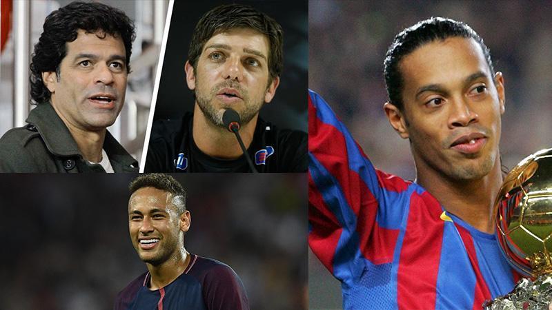 "Brésil : footballeurs ""blancs"" contre BOLSONARO, footballeurs ""noirs"" pour Bolsonaro"