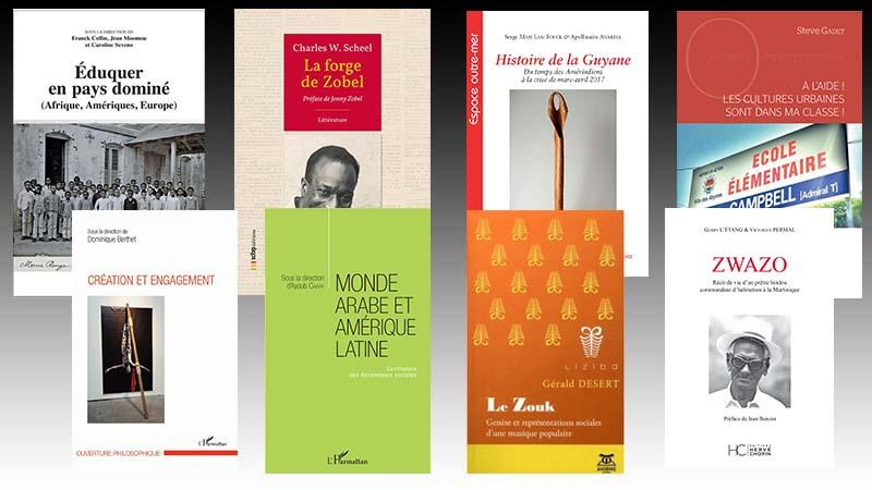 21 PUBLICATIONS DU CRILLASH ENTRE 2018 ET 2019