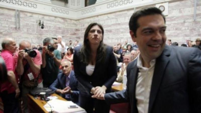 ΕΚΛΕΙΣΕ: Η ΖΩΗ ΕΠΙΣΤΡΕΦΕΙ ΣΤΟΝ ΣΥΡΙΖΑ - ΣΥΝΑΝΤΗΣΗ ΜΕ ΤΣΙΠΡΑ ΑΡΓΑ ΤΗ ΝΥΧΤΑ