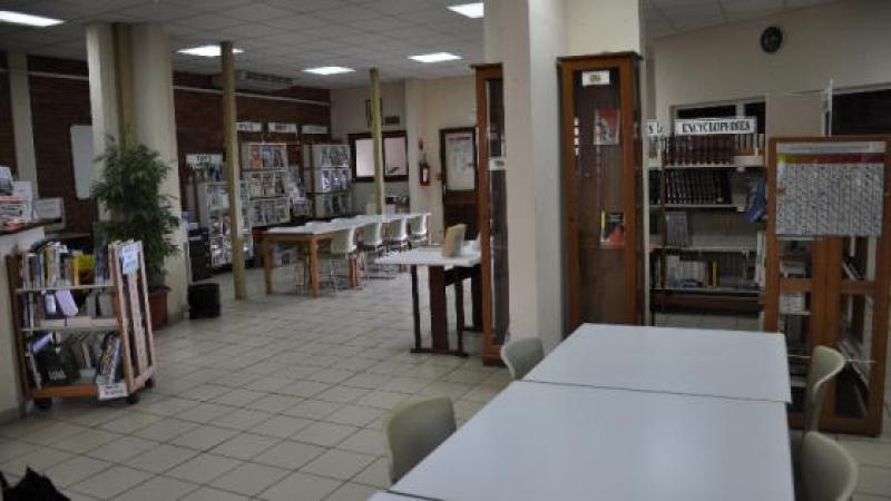 Plus de bibliothèque municipale au Gros-Morne