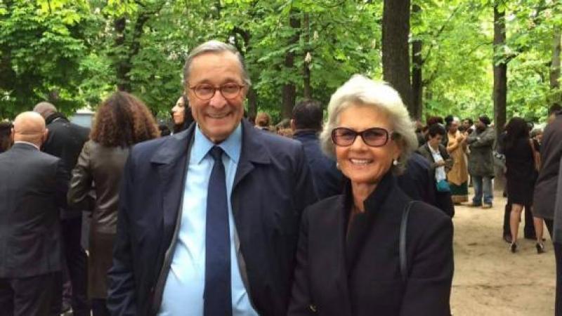 Jardin du Luxembourg : cérémonie de commémoration de l'abolition de l'esclavage
