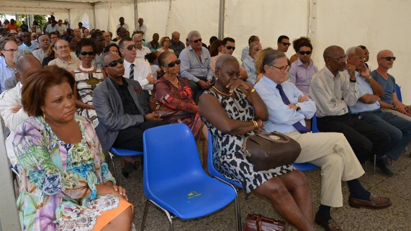 """Josette Manin (députée de la Martinique) : """"La destruction des statues de Schoelcher est indigne, déplorable et condamnable"""""""