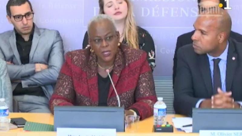 La députée martiniquaise Josette Manin déclarée persona non grata en Guadeloupe